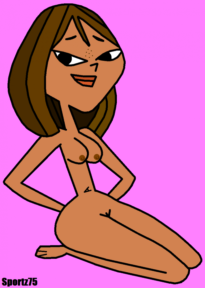 Sexy nude girls from total drama island #3