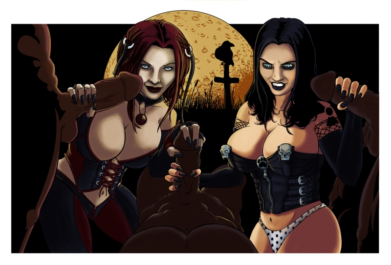 Blood Rayne Porn Flash Game