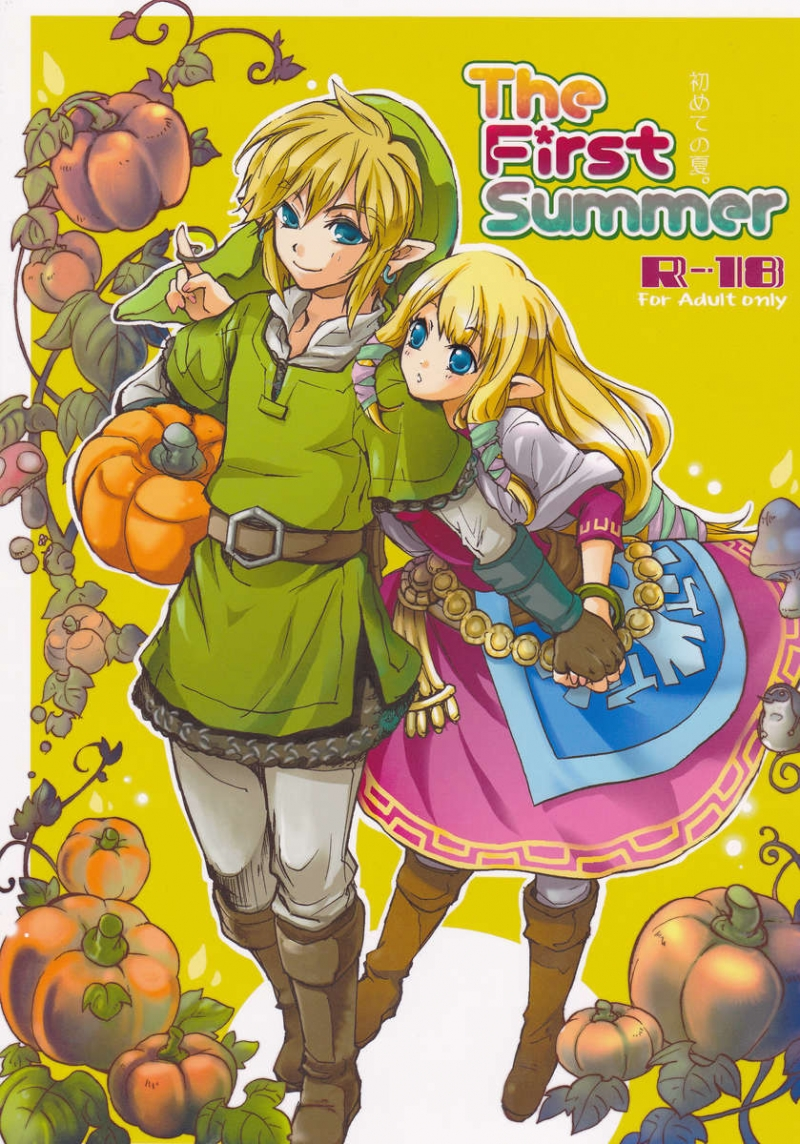 Zelda Porno Comics - The Very Very first-ever Summer