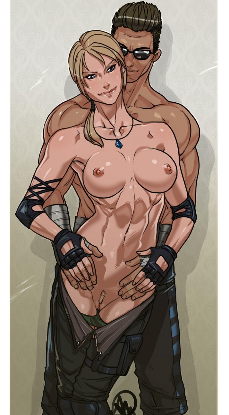 1440742 - Ganassa Johnny_Cage Mortal_Kombat Sonya_Blade.jpg