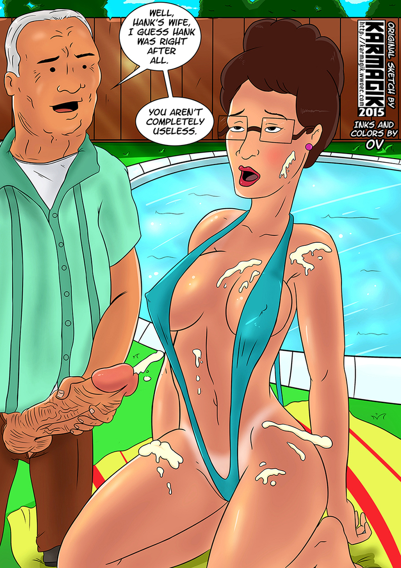 Free King Of The Hill Porn Comic Strips