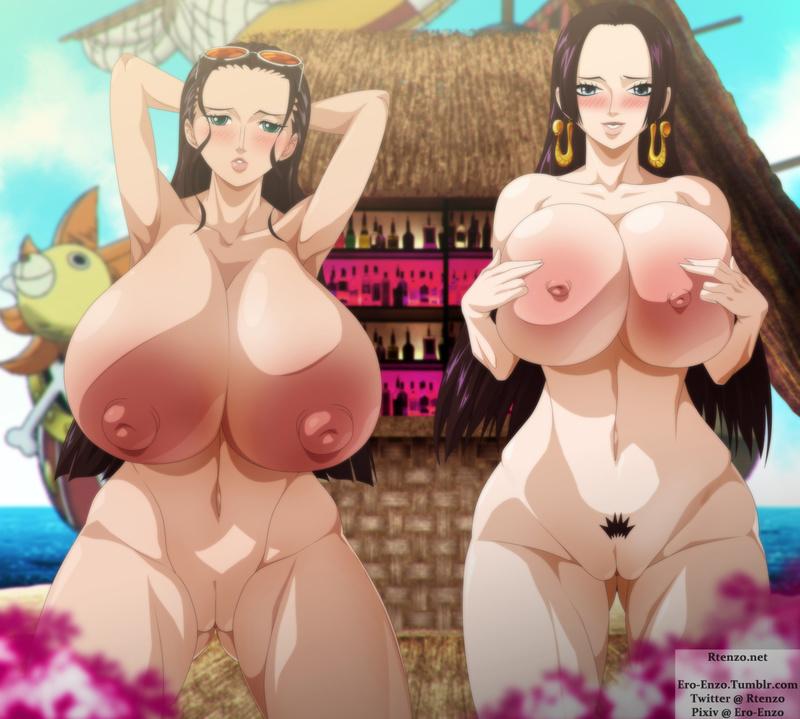 Niko Robin Vivi Nefertari Nami Boa Hancock Perona Luffy D. Monkey Kikyo Shirahoshi share_it_da7c006397116c1c67089835b5892559