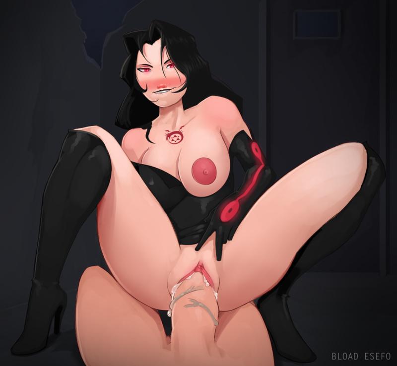 Winry Rockbell Hentai