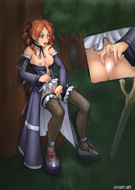 Ivy Valentine Nude