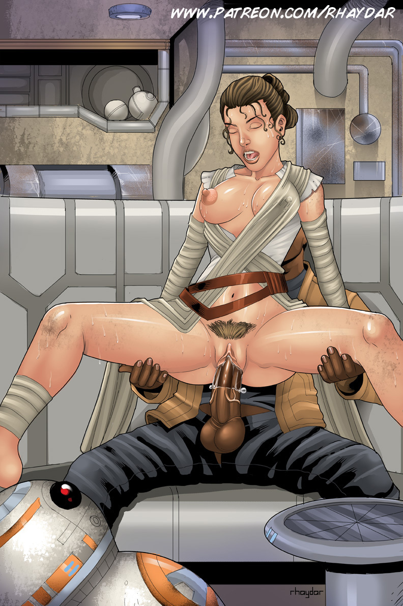 Star Wars Deleted Sex Scene