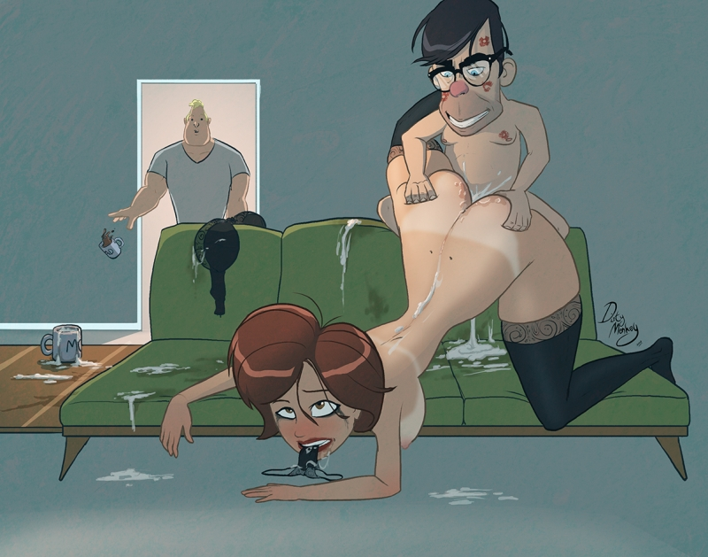 Helen Bob Mirage Violet Dash 1347367 - Gilbert_Huph Helen_Parr Robert_Parr TheDirtyMonkey The_Incredibles.jpg
