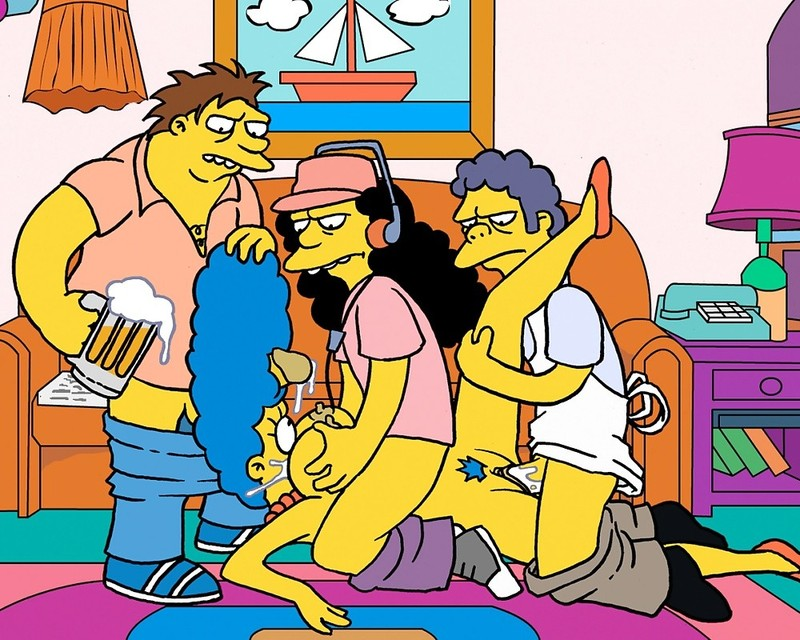 The Simpsons Porn Sex Hentai Pictures