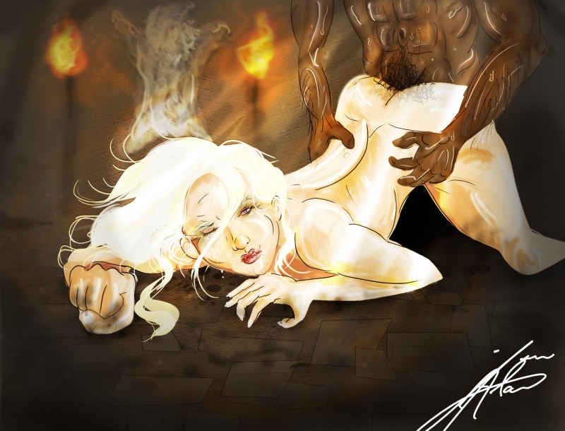 726039 - A_Song_of_Ice_and_Fire Daenerys_Targaryen Game_of_Thrones Khal_Drogo literature.jpg