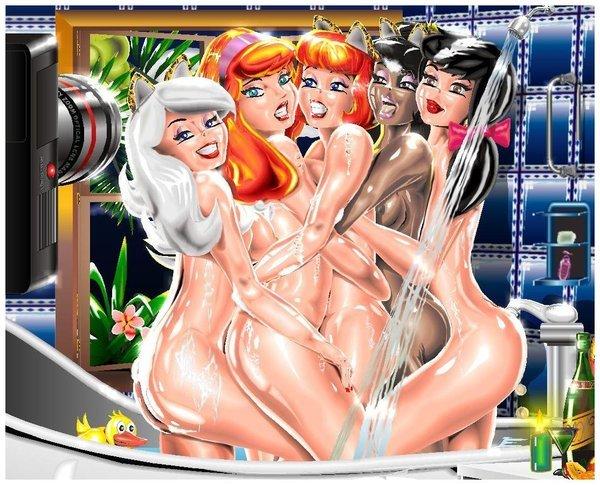 732844 - Alexandra_Cabot Daphne_Blake Josie_Jones Josie_and_the_Pussycats Melody_Jones Sabal Scooby-Doo Valerie_Brown.jpg