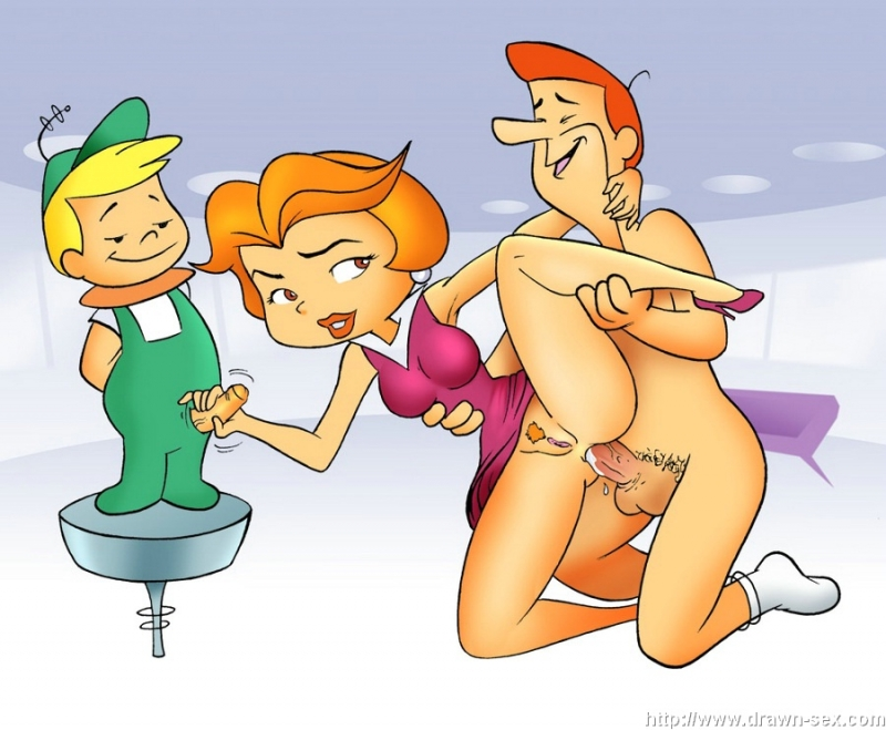 Jane jetson cartoon porn — pic 15