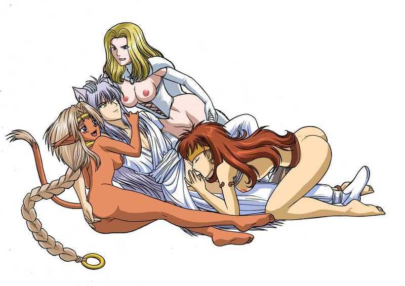 320578 - Aisha_Clanclan Demona Emma_Frost Gargoyles Marvel Outlaw_Star PalComix White_Queen X-Men Yoko_Kurama crossover yu_yu_hakusho.jpg
