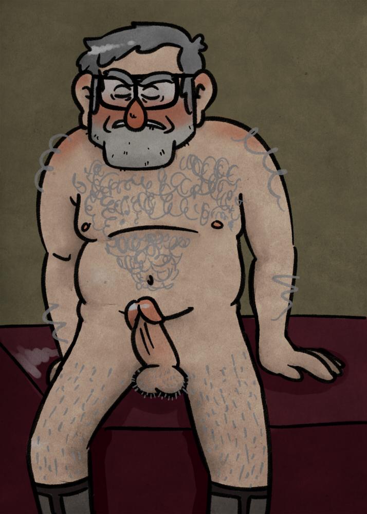 Gravity Falls Naked