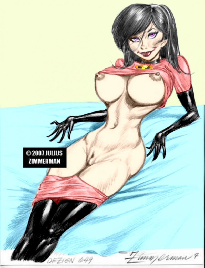 Incredibles Sex Cartoon