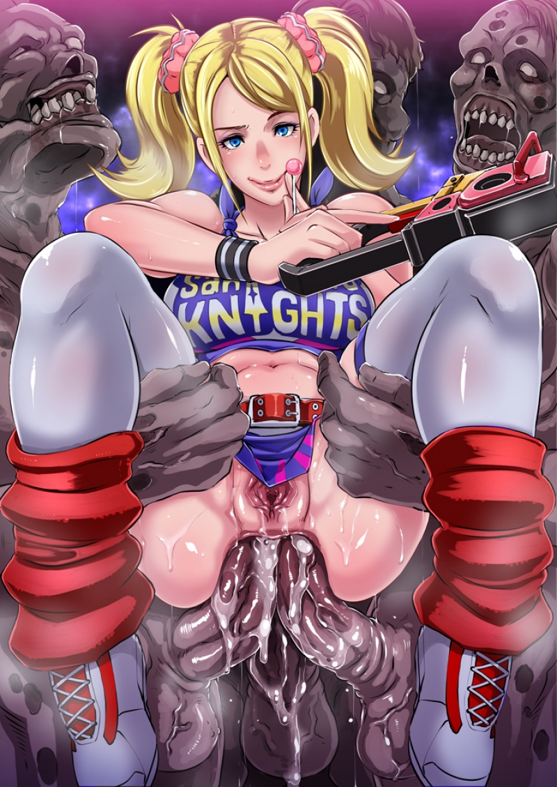 Lollipop Chainsaw Nude