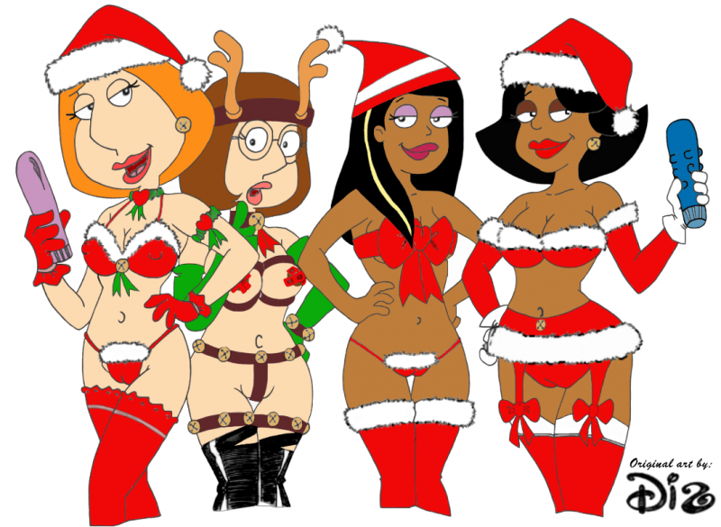 Xmas will get really hot with naughty gals of Browns and Griffins!