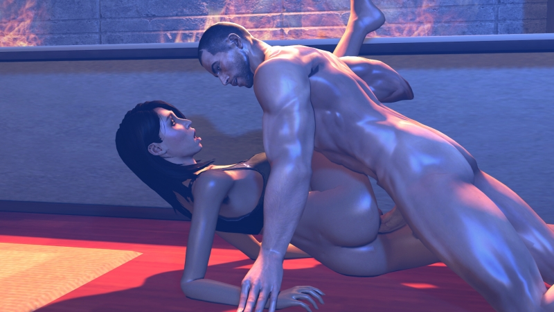 Unlock Sex In Mass Effect 2