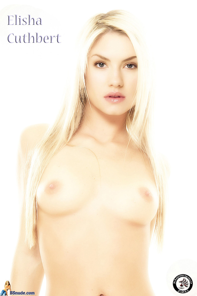 Elisha cuthbert cunt — photo 7