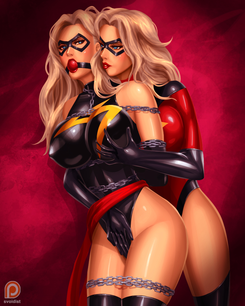 Ms. Marvel Black Widow share_it_397b010b8a3411564fe52d42b3ae73ca