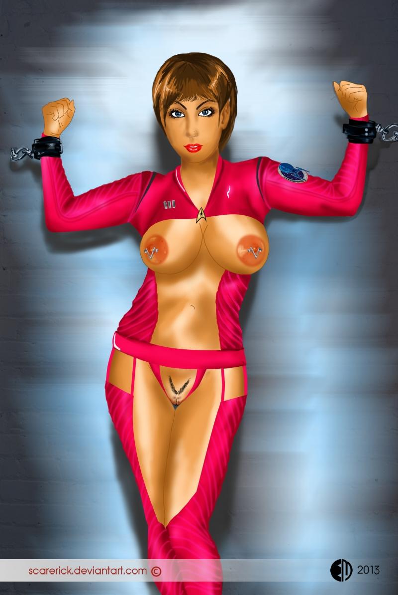 Star Trek Nude
