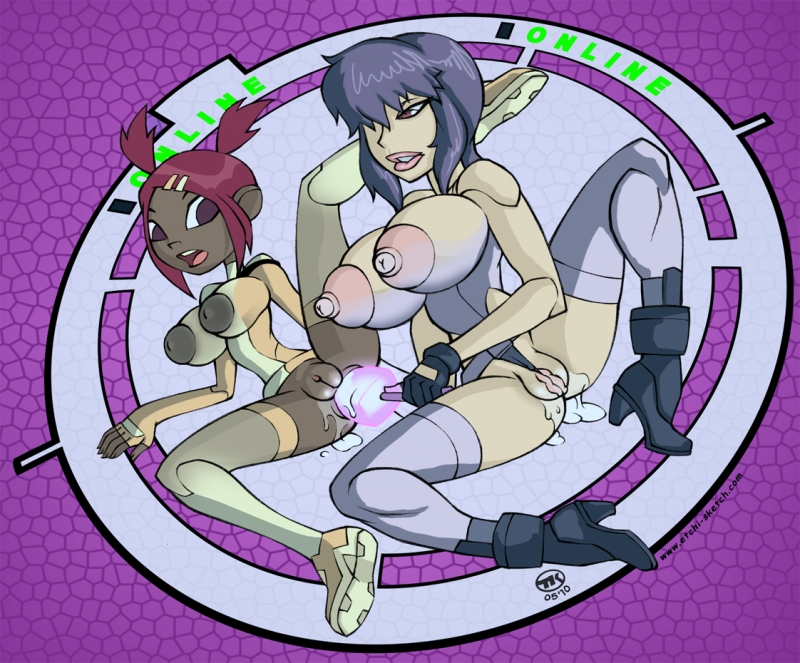 468756 - Ghost_in_the_Shell Motoko_Kusanagi Sari_Sumdac Transformers Transformers_Animated Turk128 dimsumboy22.jpg