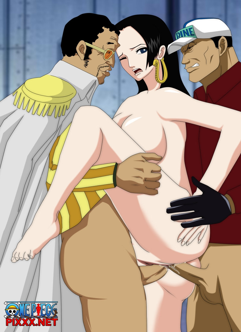 One Piece Keimi Nackt