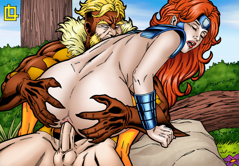 Wolvorine And The X-men Emma Frost Hentai