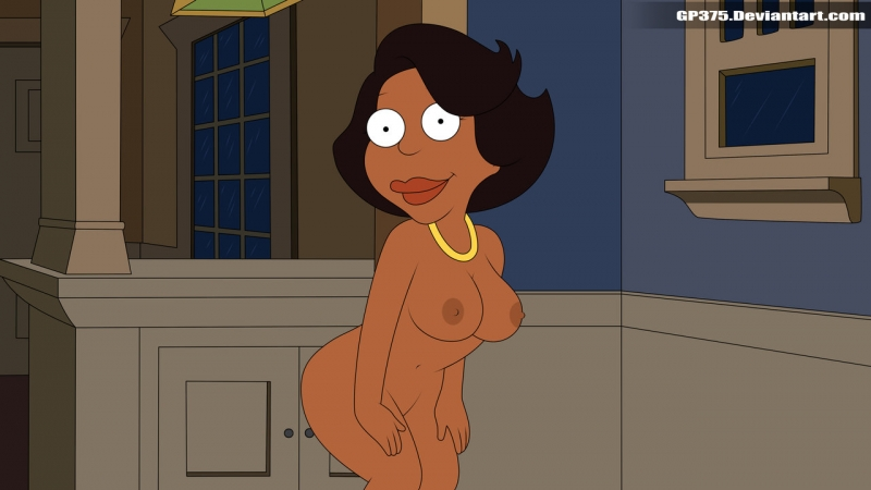 Cleveland Show Cartoon Porn Comics