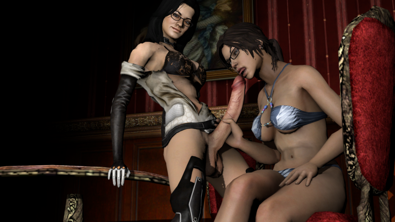 1464061 - Blackjr Lara_Croft Mass_Effect Miranda_Lawson Tomb_Raider Tomb_Raider_Reboot crossover.png