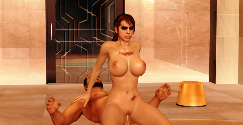 Miranda Lawson Tali'Zorah Nar Rayya Commander Shepard 1751403 - Commander_Shepard Mass_Effect Metal_Gear_Solid Metal_Gear_Solid_V Quiet crossover xps.jpg