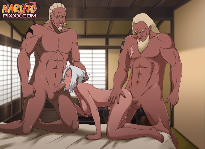 Ay (4th Raikage) 2014-07-035 Raikages And Their Strengths.jpg