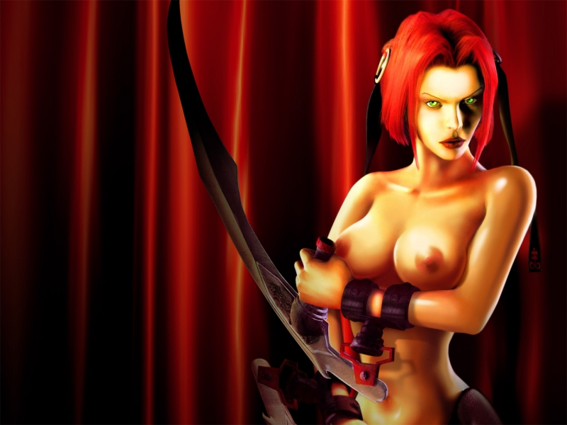 Bloodrayne Cartoon Porn