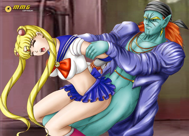Freeza 86904 - Bojack Dragon_Ball_Z MMG Sailor_Moon Usagi_Tsukino crossover.jpg