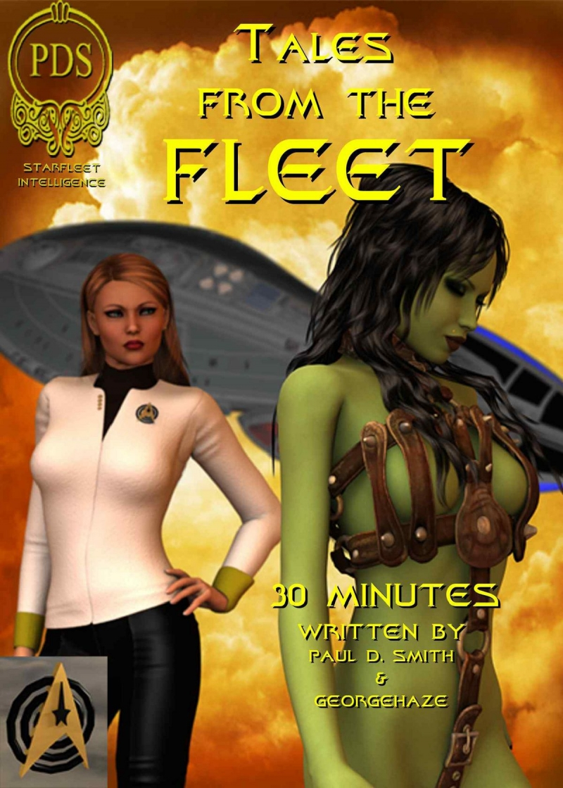 StarTrek porn comics - Tales from the fleet: 30 minutes