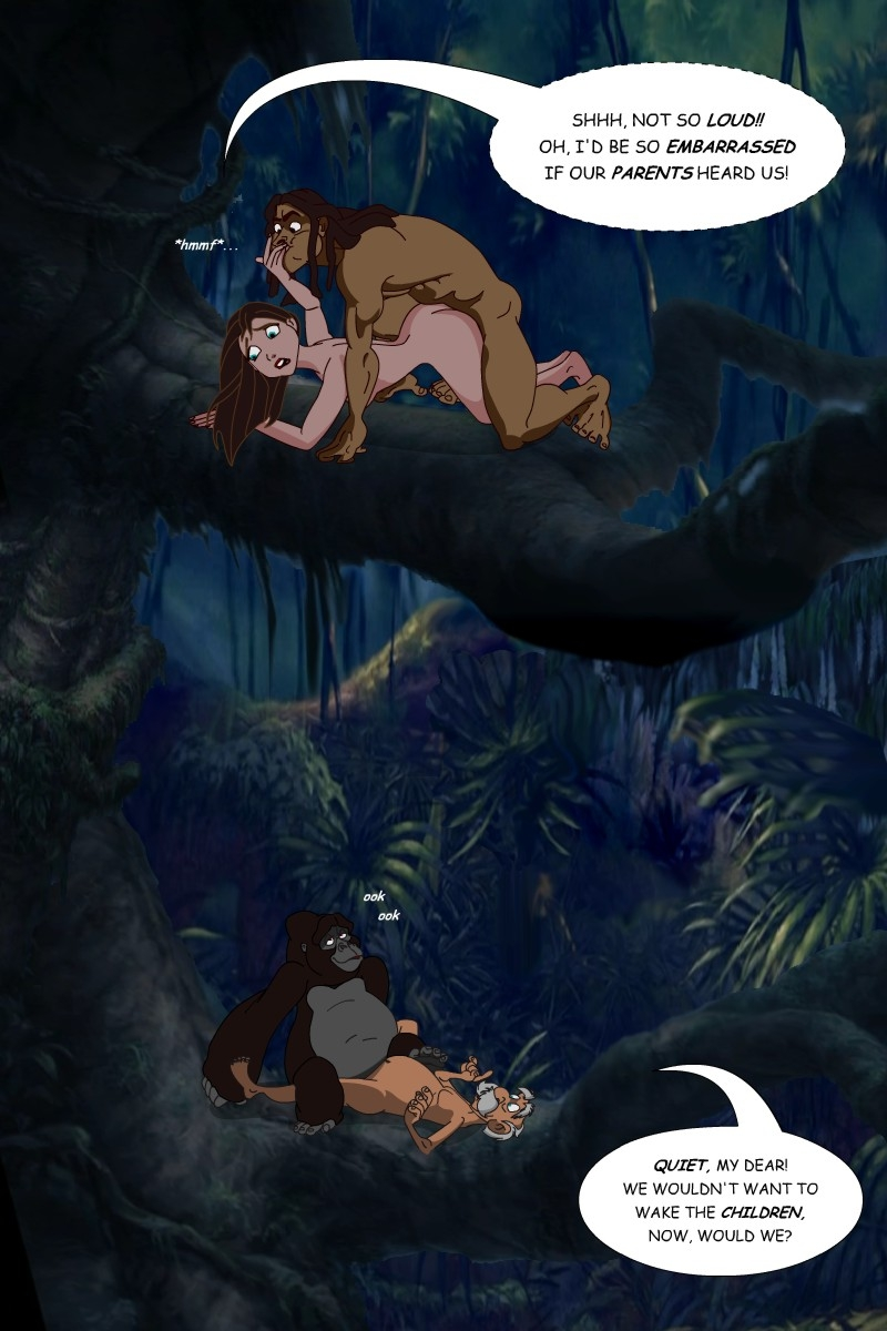 124596 - Archimedes_Porter Jane_Porter Kala Tarzan Tarzan_(character).jpg