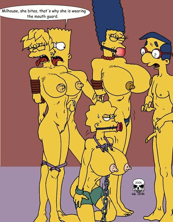 Cartoon Xxx Porn Simpsons