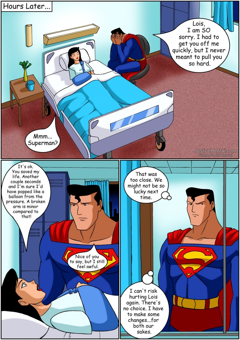 Komik Superman Hentai