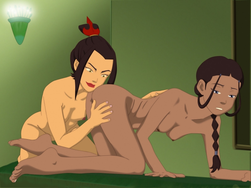Aang And Katara Porn