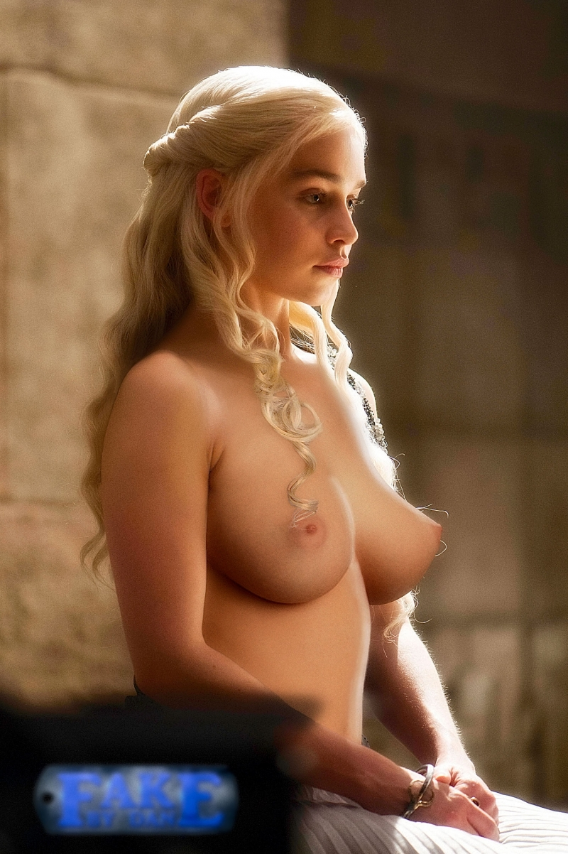 Daenerys Targaryen 1497771 - A_Song_of_Ice_and_Fire Daenerys_Targaryen Emilia_Clarke Game_of_Thrones fakes.jpg