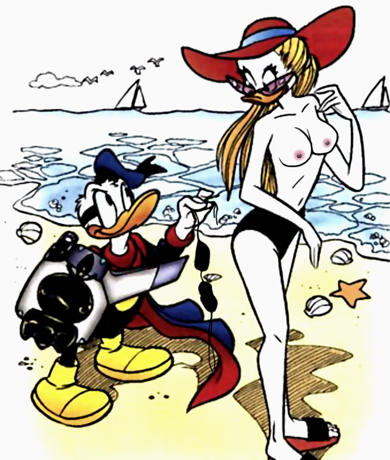 Perfeito donald duck sex clip facial... just love