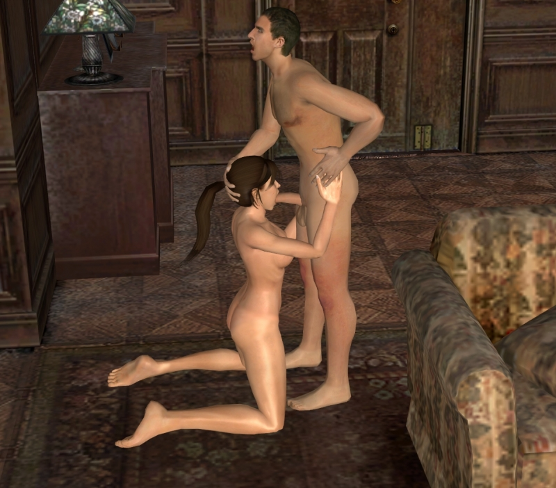 520580 - Assassin's_Creed Desmond_Miles Lara_Croft Tomb_Raider XNALara kasza2.jpg