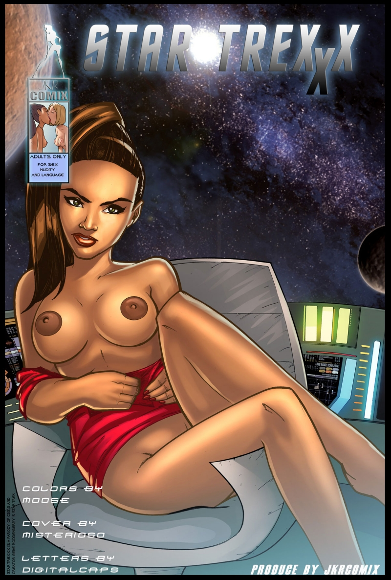 Star Trek Porn Cartoon