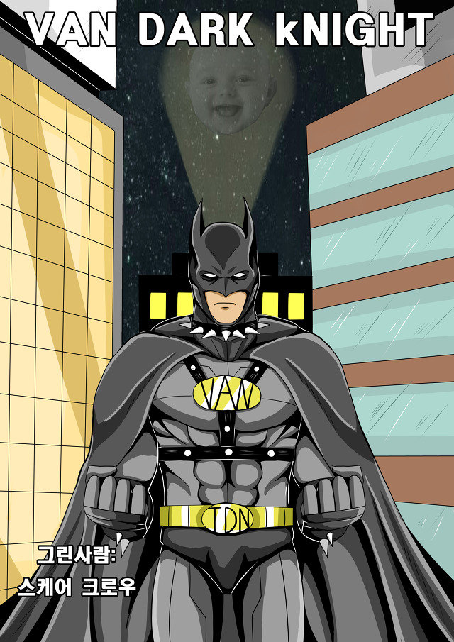 van dark knight