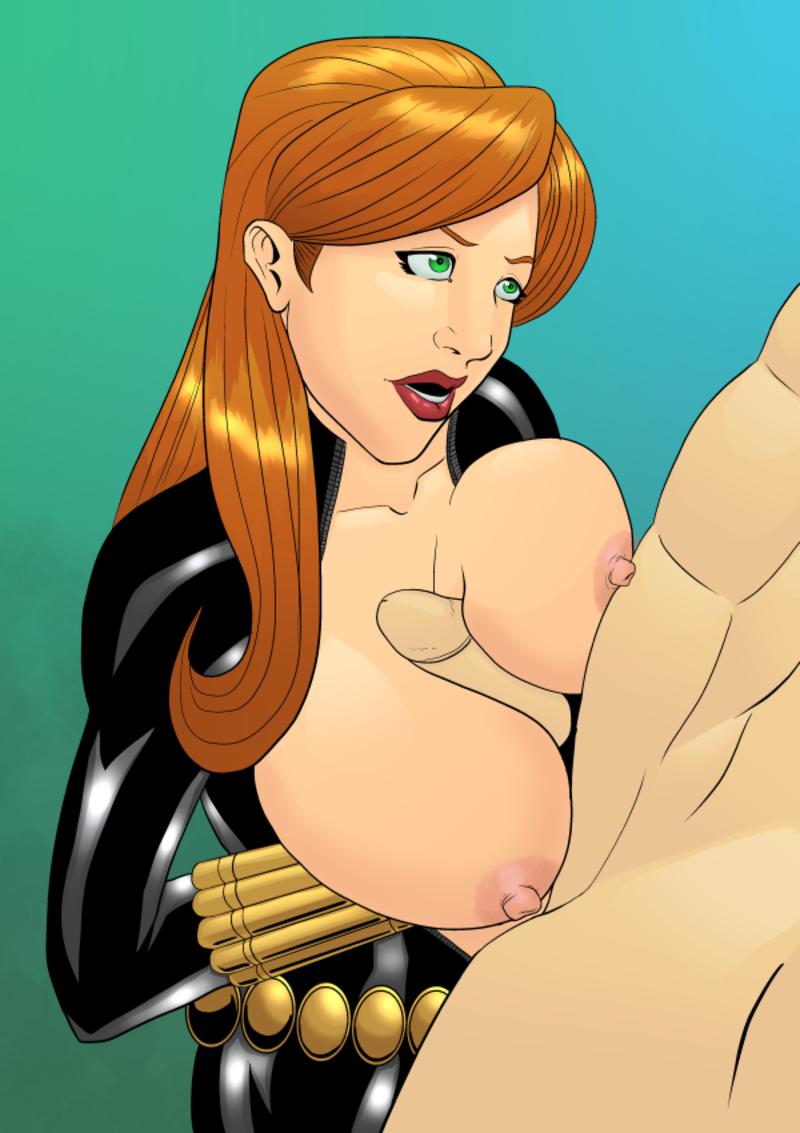 Avengers Xxx Porn Parody Pics