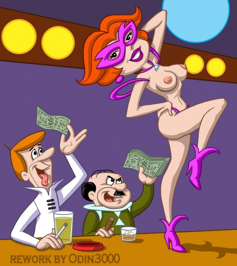 Jetsons Cartoon Porn