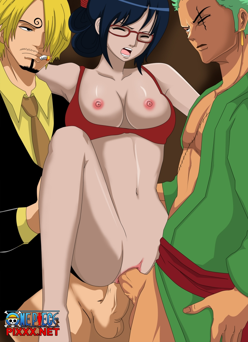 One Piece Vivi Sexe Hentai