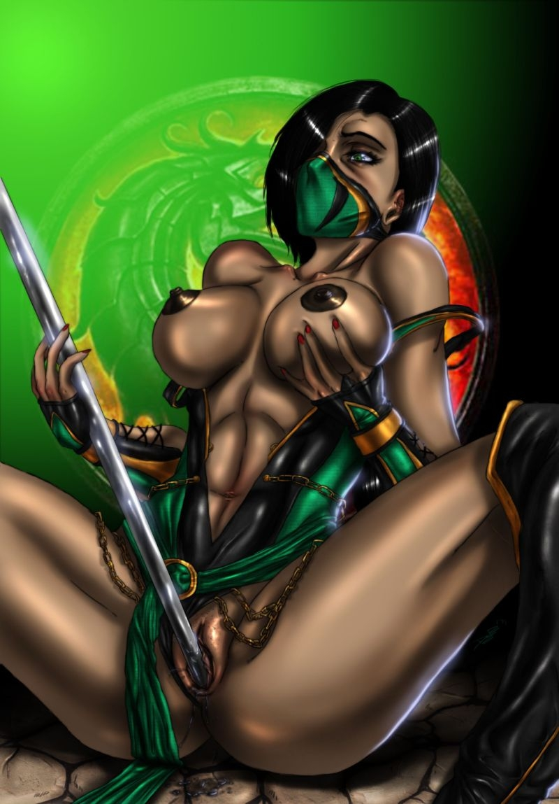 Sorry, that Mortal kombat jade follando