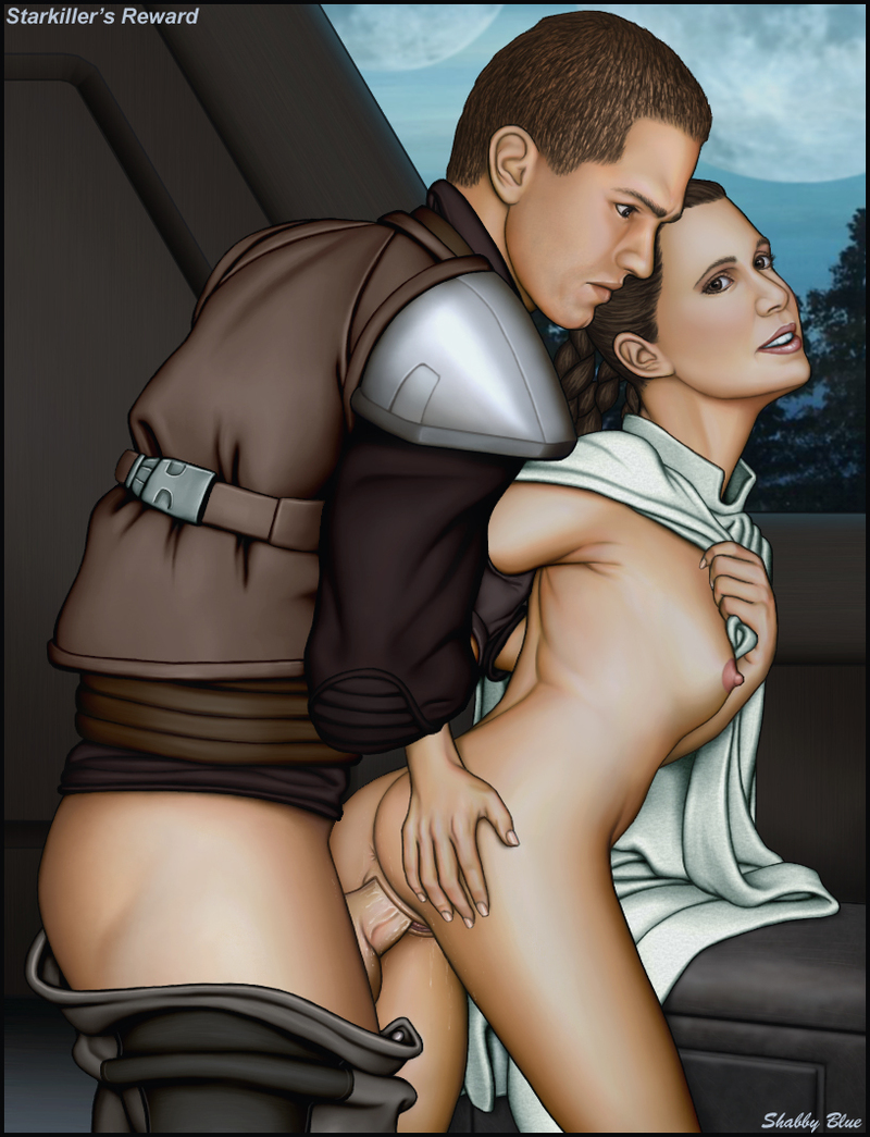 Star Wars Sex Flash Game
