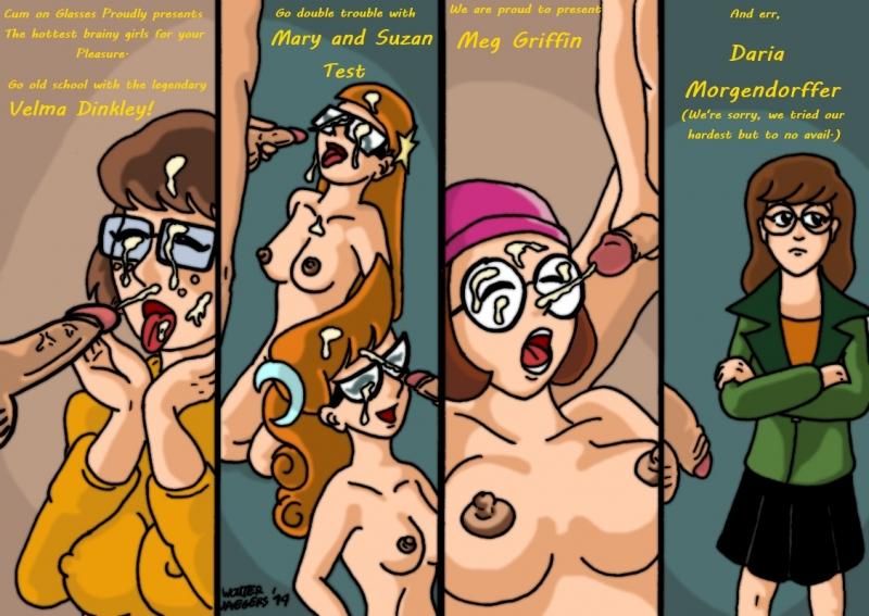 1443984 - Daria Daria_Morgendorffer Family_Guy Johnny_Test Mary_Test Meg_Griffin Saiyaman Scooby-Doo Susan_Test Velma_Dinkley crossover.jpg