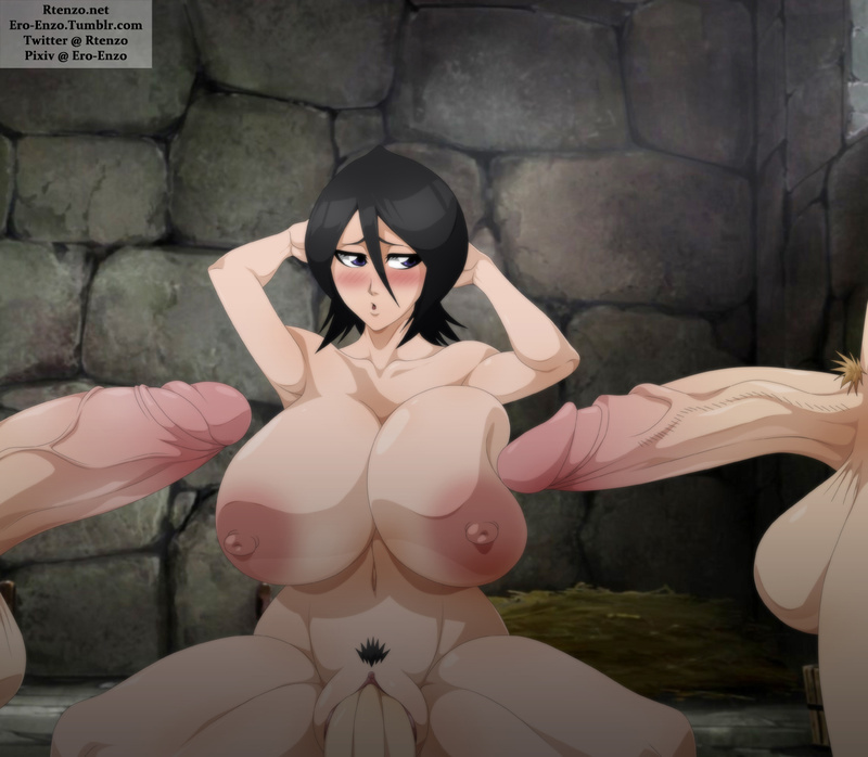 Sexy Bleach Girls Naked