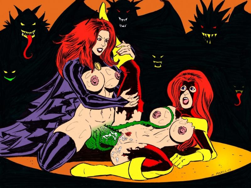 1247168 - Goblyn_Queen Jean_Grey Marvel Michael_Powell X-Factor X-Men.jpg